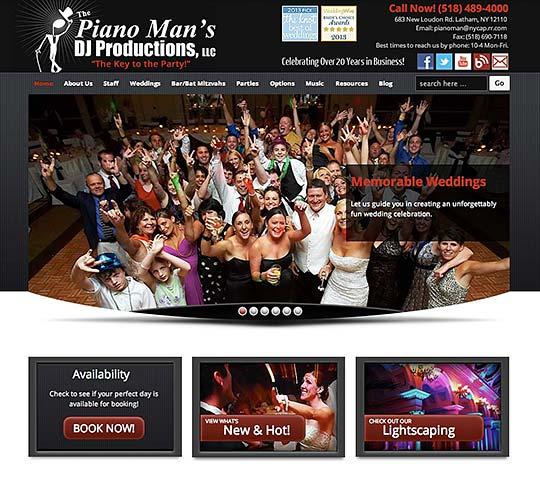 Piano Man DJ Productions
